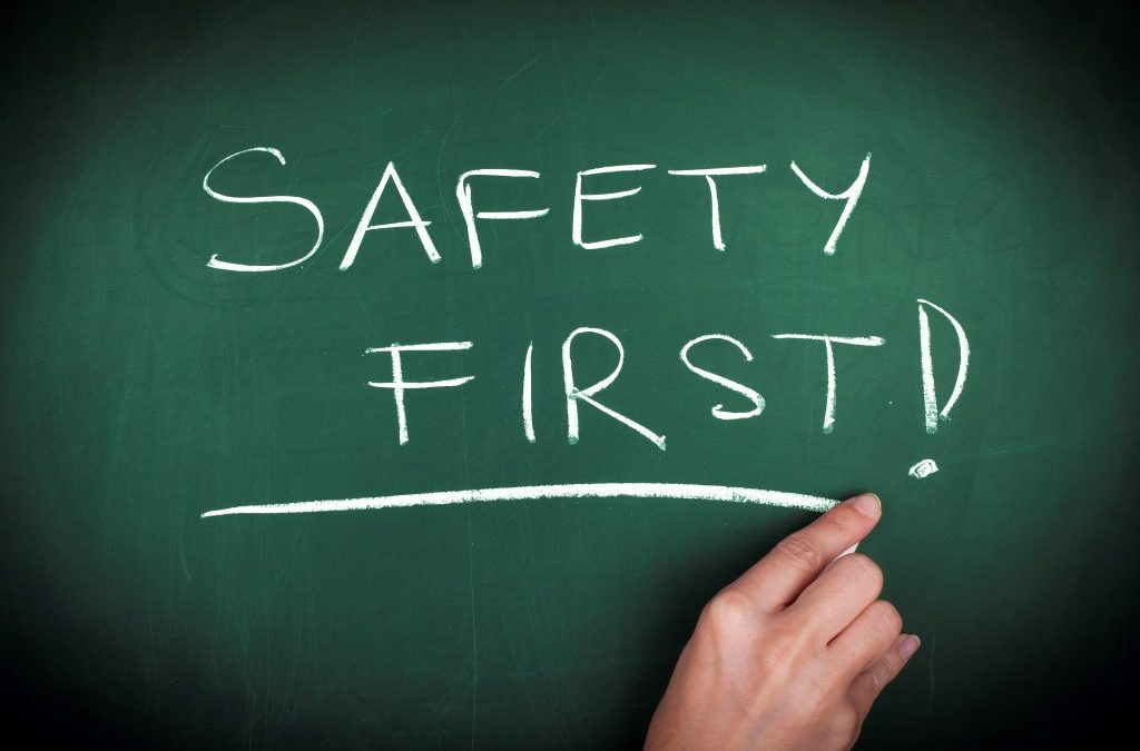 JUST THE FACTS FRIDAY-TOP 5 PERSONAL SAFETY FACTS